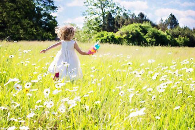 動き回る子供を撮影するのは難しいがカメラ次第でピントを合わせ続ける