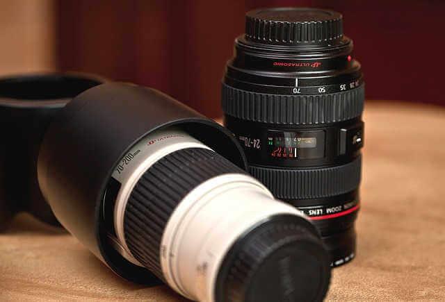 レンズはカメラへの互換性はない